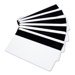 magnetic stripe badges