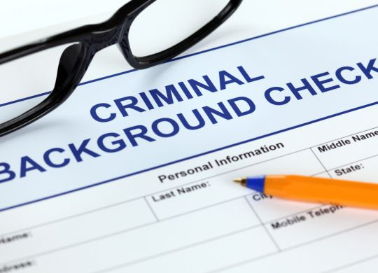 Website for Background Checks